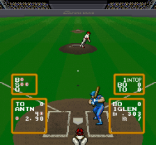 Super Baseball Simulator 1.000 ingame screenshot