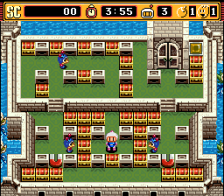 Super Bomberman 2 ingame screenshot