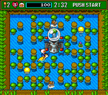 Super Bomberman 3 ingame screenshot