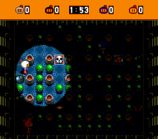 Super Bomberman ingame screenshot