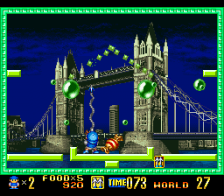 Super Buster Bros. ingame screenshot