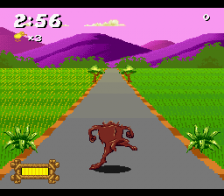 Taz-Mania ingame screenshot
