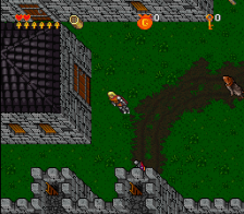 Ultima VII - The Black Gate ingame screenshot