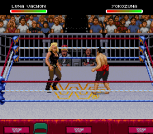 WWF Raw ingame screenshot