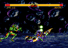 Cyber Brawl ~ Cosmic Carnage ingame screenshot