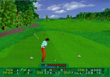 Golf Magazine 36 Great Holes Starring Fred Couples ingame screenshot