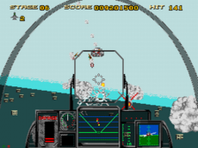 After Burner III ingame screenshot