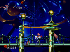 Earthworm Jim - Special Edition ingame screenshot