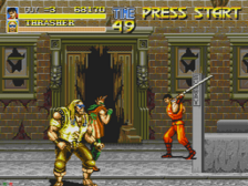 Final Fight CD ingame screenshot