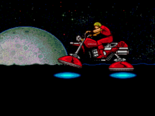 Space Adventure, The - Cobra the Legendary Bandit ingame screenshot