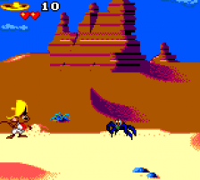 Cheese Cat-Astrophe - Starring Speedy Gonzales ingame screenshot