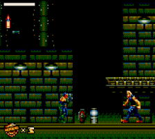 Judge Dredd ingame screenshot