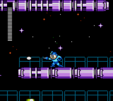 Mega Man ingame screenshot