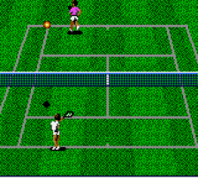 Wimbledon ingame screenshot
