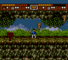 3 Ninjas Kick Back ingame screenshot