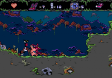 AAAHH!!! Real Monsters ingame screenshot