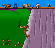 Adventures of Rocky and Bullwinkle and Friends, The ingame screenshot