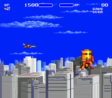 Air Buster ingame screenshot