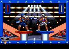 American Gladiators ingame screenshot