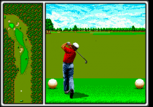 Arnold Palmer Tournament Golf ingame screenshot