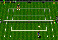 ATP Tour Championship Tennis ingame screenshot