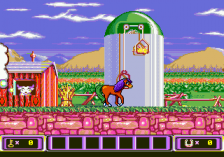 Crystal's Pony Tale ingame screenshot
