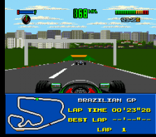F1 - World Championship Edition ingame screenshot