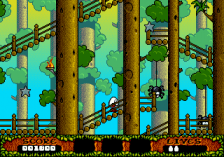 Fantastic Dizzy ingame screenshot