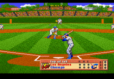 HardBall '94 ingame screenshot