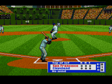 HardBall '95 ingame screenshot