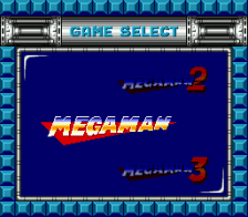 Mega Man - The Wily Wars ingame screenshot