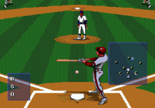 MLBPA Baseball ingame screenshot