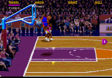 NBA Jam Tournament Edition ingame screenshot
