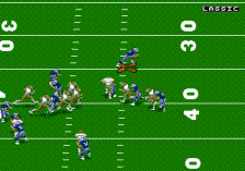 NFL '95 ingame screenshot