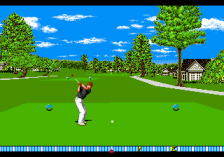 Pebble Beach Golf Links ingame screenshot