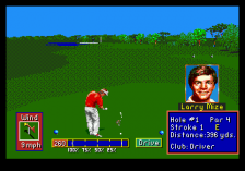 PGA Tour Golf II ingame screenshot