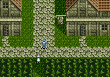 Phantasy Star III - Generations of Doom ingame screenshot
