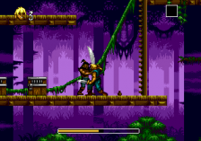 Pirates of Dark Water, The ingame screenshot