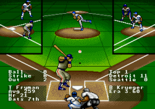 R.B.I. Baseball 4 ingame screenshot