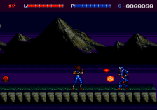 Shadow Blasters ingame screenshot