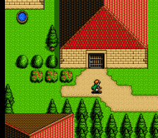 Shining Force II ingame screenshot