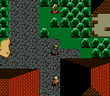 Shining Force ingame screenshot
