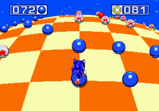 Sonic & Knuckles + Sonic The Hedgehog ingame screenshot