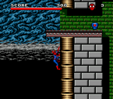Spider-Man and X-Men - Arcade's Revenge ingame screenshot