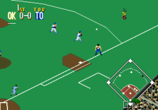 Sports Talk Baseball ingame screenshot