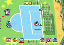 Tiny Toon Adventures - Acme All-Stars ingame screenshot