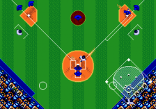 Tommy Lasorda Baseball ingame screenshot