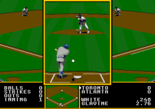 Tony La Russa Baseball ingame screenshot