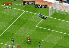 Total Football ingame screenshot
