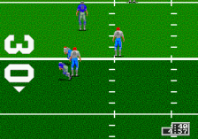 Unnecessary Roughness '95 ingame screenshot